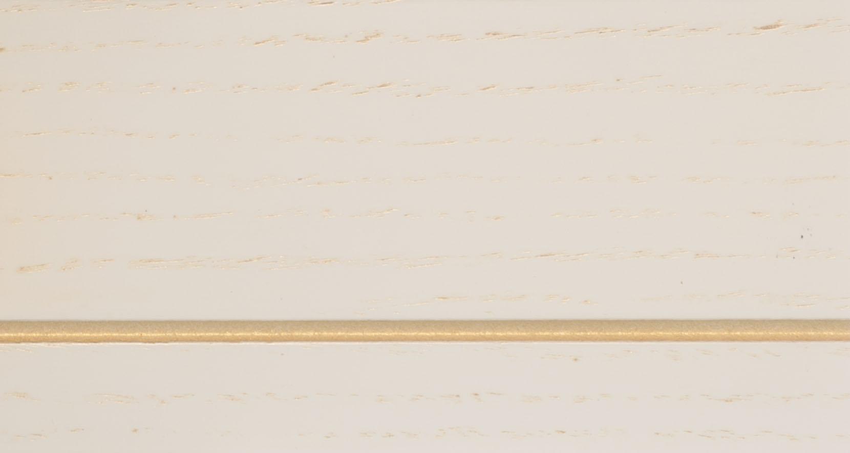 Тон 14. Тонировка II категории: эмаль белая, патина золото